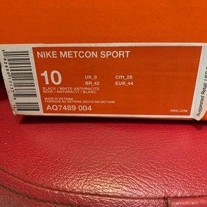 Nike Shoes - Men's Nike metcon sport